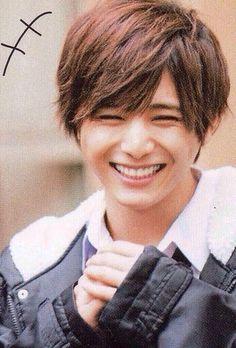 山田涼介 Ryosuke Yamada, Japanese Boy, Child Actors, Asian Celebrities, Your Smile, My Children, Celebrity Crush, Pretty Boys, Beautiful Men