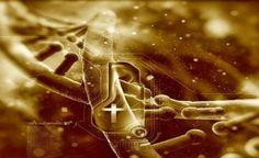 Cientistas encontram mensagem de Deus no DNA humano!   Continue Lendo Clique Imagem