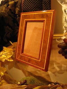 STUNNING Italian Frame for your FAVORITE Photo by AuntieNellies, $37.98