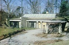 In the late 1970s a North Carolina professor concluded an earth sheltered house would meet his desire for an unconventional yet affordable, secure, and structurally south dwelling. Originally published as