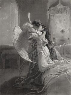 Una baccio… ( my guardian- angel and me…)