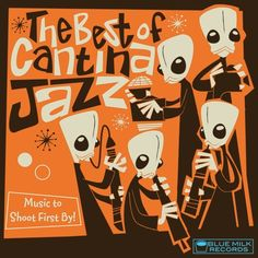 ✓ Cantina Jazz t-shirt - $19.95