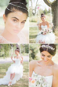 En Pointe by Rock My Wedding - breathtakingly beautiful. x
