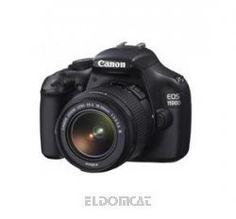"""Fotocamera reflex  12 mpixel  Display 2.7""""  Sensibilità iso 6400  Zoom ottico 1.5x  Stabilizzatore d'immagine  Comp.: 2 obiettivi 18-55 75-300 mm  Colore nero  € 627,48"""