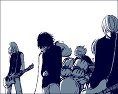 Death Note band. My life is fulfilled