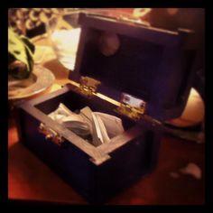 Meditative Enchanted Prayer/Wish Box