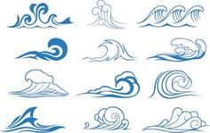 Wave Free vector for free download (about 985 files).