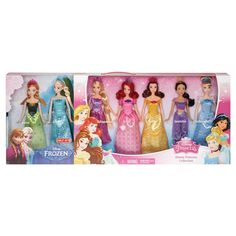 Disney Princess Ultimate Collection 7-Pack 2015