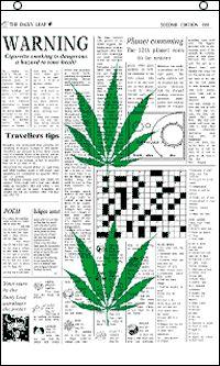 Marijuana Leaf Pot Weed Psychedelic Garden Yard Flag