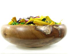 une idees deco cadeaux Pot-pourri en bois de pays. Orme
