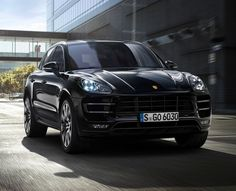 Porsche Macan Turbo 2015 | Men's Toys Magazine