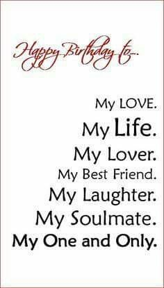 Birthday Quotes : 50 Cute and Romantic Birthday Wishes for Husband – Part Happy Birthday Wishes Friendship, Romantic Birthday Wishes, Birthday Wishes Quotes, Birthday Messages, Birthday Sayings, Birthday Wishes For Sweetheart, Birthday Wishes For Lover, Birthday Message For Husband, Birthday Wish For Husband