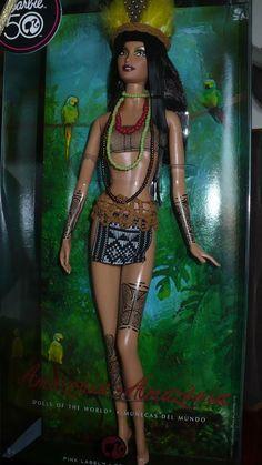 Amonzonia Barbie