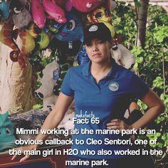 Mako Mermaids - Mako Fact
