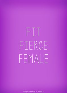 Fit Fierce Female!  Come get your fitness on at Powerhouse Gym in West Bloomfield, MI!  Just call (248) 539-3370 or visit our website powerhousegym.com/welcome-west-bloomfield-powerhouse-i-41.html for more information!