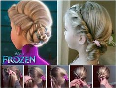 Tutorial Kids Hairstyles