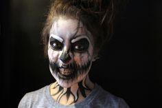 Calavera Artista: Marcela Leal Artistic Make Up, Skulls, Atelier, Hair, Artists
