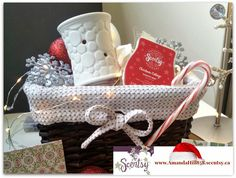 AMAZING Scentsy gift basket idea (and other gift ideas)! ➡️https://tressalynne.scentsy.us