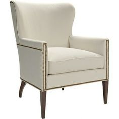 hickory chair wing chair | Hickory Chair Winterthur Country Estate Samuel Wing Chair