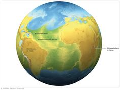 Googled 3d planet f and got one without water blew my mind if earth didnt rotate new distribution of land and water masses publicscrutiny Choice Image