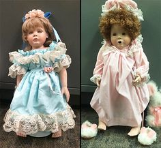 Porcelain Dolls Left on Doorsteps Mystery Solved by Police - Us Weekly