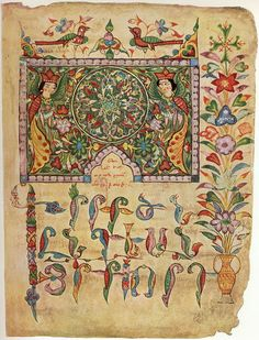 Armenian Manuscript....oh yes please! would like to make this happen :)