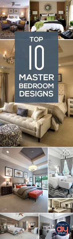 In my opinion, the master bedroom is one of the most important rooms in the house. It is the center... Read more »