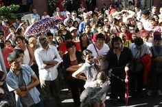 La calle de Regina con muchas de leyendas. Foto: Abril Cabrera A.