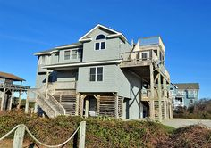 Twiddy Outer Banks Vacation Home - Ba Da Bing - Duck - Semi-Oceanfront - 5 Bedrooms