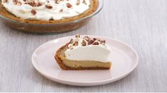 You'll find the ultimate Anna Olson Maple Cream Pie recipe and even more incredible feasts waiting to be devoured right here on Food Network UK.