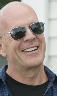 Bruce Willis in Cop Out Bruce Willis, Hot Actors, Actors & Actresses, Steve Mcqueen, Celebs, Celebrities, Picture Photo, Good Movies, Movies And Tv Shows