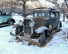 1929 Nash Six