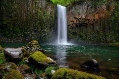 @earthpix #Waterfall #landscape #Nature #forest