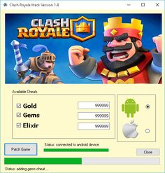 http://mobigamepatch.com/clash-royale-hacks-for-unlimited-gold-gems-and-elixir-cheats/ - Clash Royale Hacks