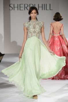 New York Fashion Week, September 2014 - Sherri Hill