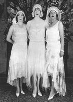 The three Talmadge sisters - stars of silent movies!