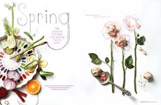 Gorgeous food photography and recipes from Sweet Paul #TERRAINsignsofspring