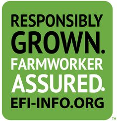 We are proud to be certified by Equitable Food Initiative, which means we've met their standards for responsible labor practices, food safety, and pest management. Find the EFI label on our #GoodFarms #organic #strawberries, now available at @costco throughout California.
