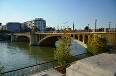 El Puente de San Telmo, Sevilla #Sevilla #Seville #sevillaytu @sevillaytu