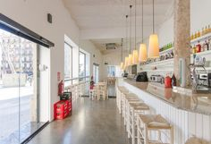 The Corner , Barcelona, 2015 - Vänskap Studio