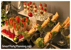 Girls Night In Tapas Party | Smart Party Planning