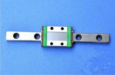 3 D printer parts Kossel K800 MGN12H miniature linear rail slide kit Set(3pcs) L-400mm MGN12H carriage