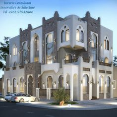 Maroccan Style Private Residence Designed by Inverse Architecture Firm