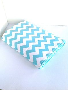 This is for the new bub, beautiful cot quilt!  Chevron Baby quilt