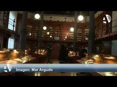 Ignacio de Asso, exposición bibliográfica (Paraninfo de la Universidad de Zaragoza, marzo 2014) - YouTube