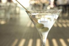 Keep It Even with a 50-50 Gin Martini: The 50-50 Martini is the mix for those who embrace vermouth.