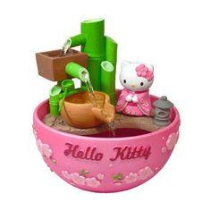 New Sanrio Hello Kitty Kimono Bamboo Fortune Aquarium Bowl with Pump Sanrio Hello Kitty, Chat Hello Kitty, Hello Kitty House, Hello Kitty Items, Hello Kitty Products, Hello Kitty Decor, Dango Peluche, Images Hello Kitty, Hello Kitty Collection