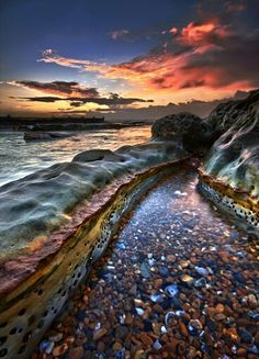 Pebble Beach, Essex County, England