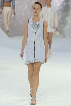 Chanel Spring 2012 Ready-to-Wear Collection Slideshow on Style.com