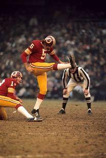 1972 Redskins Kicker Redskins Fans, School Football, Washington Redskins, National Football League, Old School, Knight, Nfl, Image, Skinny